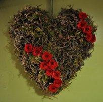 Un cœur gros comme ça pour offrir à celui que l'on aime.