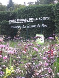 PARC FLORAL ORLEANS