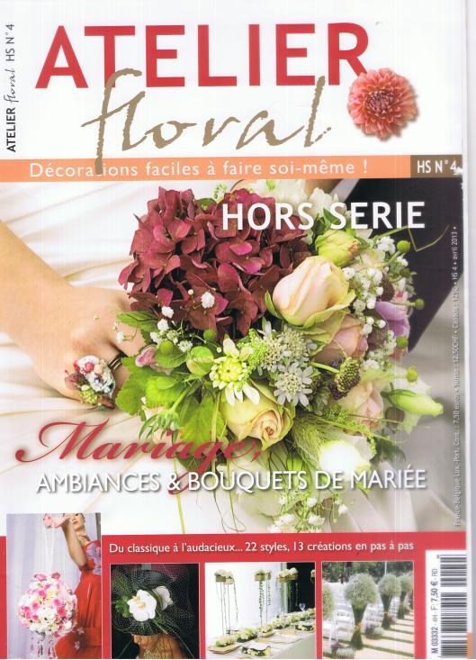 couverture atelier floral mariage
