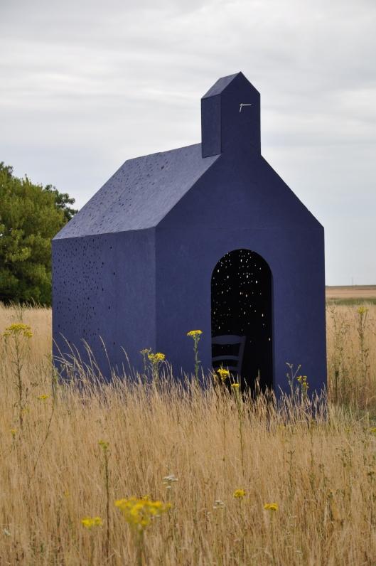 La Chapelle bleue de Arno ( NL)
