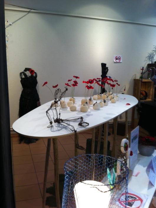 artisanat d art fleurs stabilisées orleans