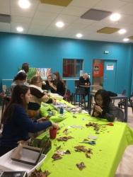 atelier participatif à la cafette